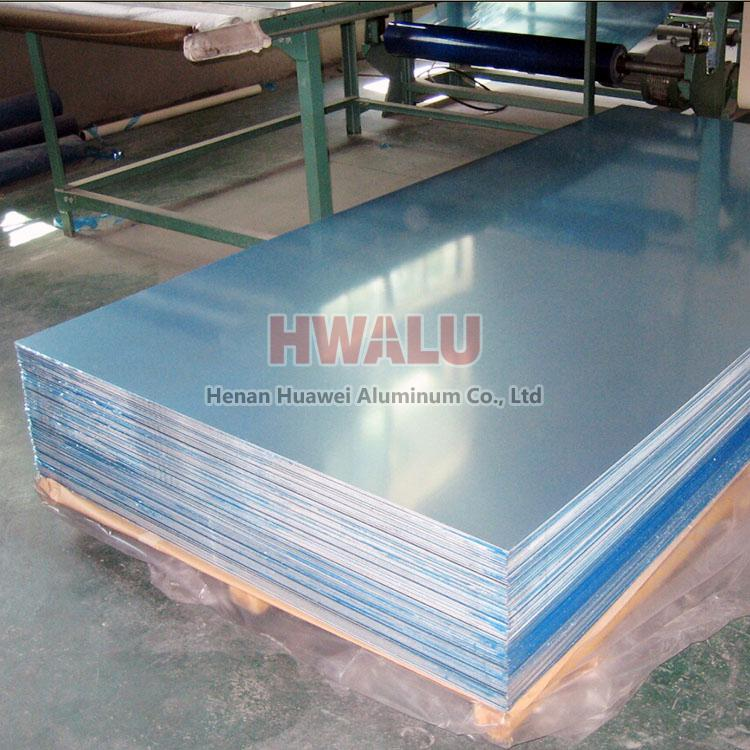 alloy aluminium plate for tank truck
