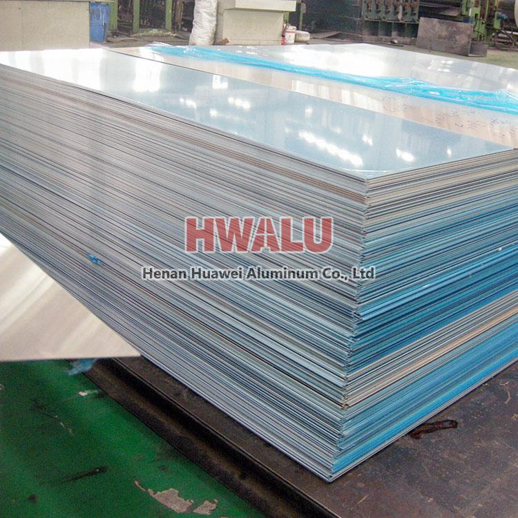 aluminum sheets for building