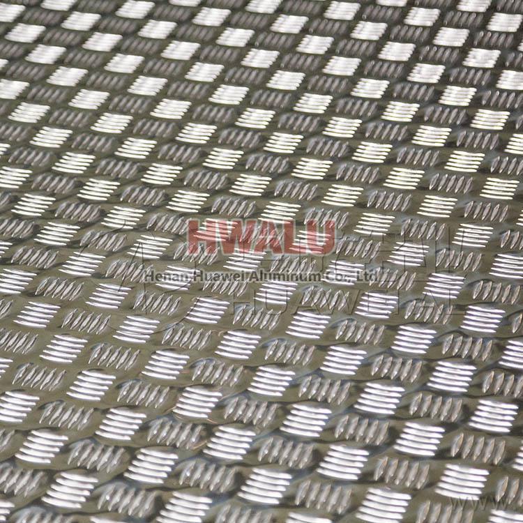 aluminum tread plate 5052