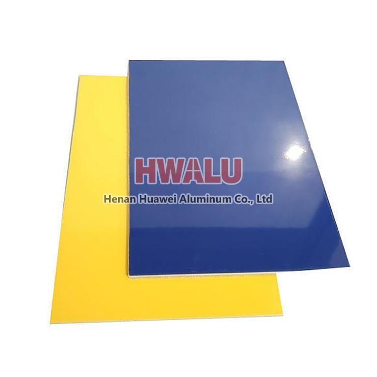 coating color aluminum sheet